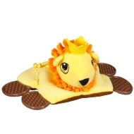 Flappy Feet Puppy Toy - Lion