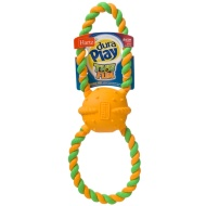 Hartz Duraplay Rope Toy - Double Ring