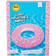Giant Inflatable Ring - Donut