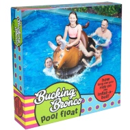 Bucking Bronco Pool Inflatable