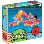 Food Fight Pool Floats - Hot Dog