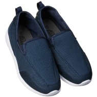 Mens Slip On Active Walker - Navy