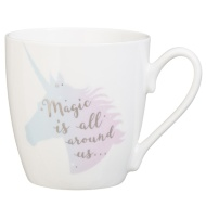 Unicorn Mug - Magic is All Around Us