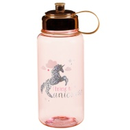Unicorn Drinks Bottle 1L - I Believe in Unicorns