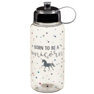 Unicorn Drinks Bottle 1L - Born to be a Unicorn