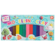 Hobby World Super Soft Modelling Clay 14pk