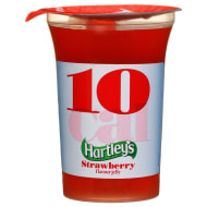 Hartley's 10 Cal Strawberry Jelly Pot 175g