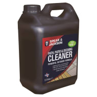 Spear & Jackson Path, Patio, Decking Cleaner 2.5L