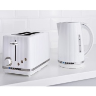 Blaupunkt Edge Breakfast Set - White