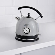 Blaupunkt Retro Kettle - Grey