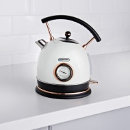 Blaupunkt Retro Kettle - White