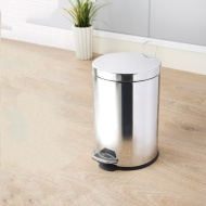 Addis Stainless Steel Pedal Bin 12L