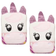 Unicorn Knitted Hand Warmer 2pk