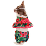 Summer Dog Swimsuits - Floral