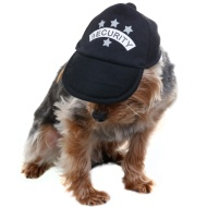 Summer Dog Hats - Security