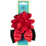 Pooch Couture Collar Slider Set - Red Polka Dots
