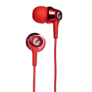 Goodmans Edge Earphones - Red