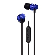 Goodmans Extreme Bass Wireless Earphones - Blue