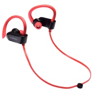 Goodmans Sports Wireless Earphones - Red