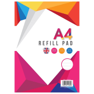 A4 Refill Pad 180 Pages