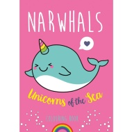 I Believe Colouring Book - Narwhals