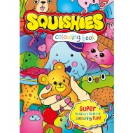 I Believe Colouring Book - Squishies