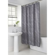 Sparkle Shower Curtain - Grey