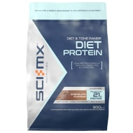 SCI-MX Diet Protein 900g - Chocolate