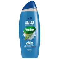 Radox Feel Awake Shower Gel & Shampoo 500ml