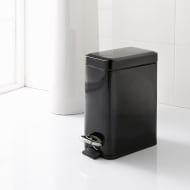 Addis Rectangular Bin 5L - Black