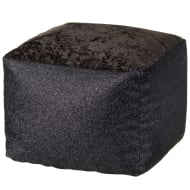 Karina Bailey Sparkle Bean Cube - Charcoal