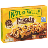 Nature Valley Protein Bar 4pk - Peanut & Chocolate