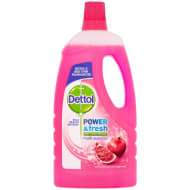 Dettol Multi-Purpose Floor Cleaner - Pomegranate