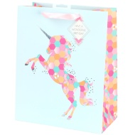 Unicorn Gift Bag - Have a Wonderful Birthday
