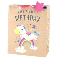 Unicorn Gift Bag - Have a Magical Birthday