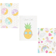 Mini Notebooks 3pk - Beyond Cool
