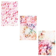 Mini Notebooks 3pk - Floral