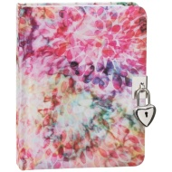 Lockable Secrets Book - Floral