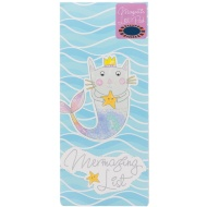 Magnetic List Pad - Mermaid