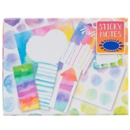 Fashion Sticky Note Set - Watercolour