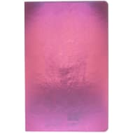 Mini Metallic Notebook - Pink