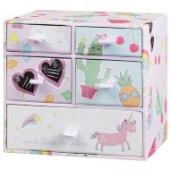 5 Drawer Mini Box   Insta Doodle