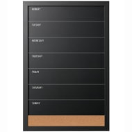 Planner Board - Office Chalkboard