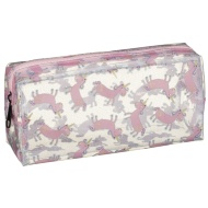 Fashion Pencil Case - Unicorns