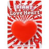 Giant Gummy Love Heart 170g