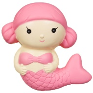 Mermaid Squishee Toy