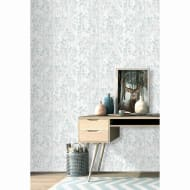 Delamere Wallpaper - Duck Egg