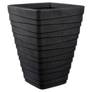 Tall Square Trojan Planter