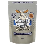 Muscle Moose Protein Pancakes 500g - Golden Syrup