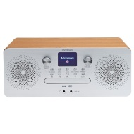 Goodmans All in One DAB CD Micro System